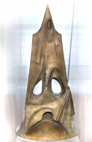 Sculpture, Easel - Ratnik