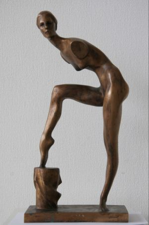 Sculpture, Allegory - Balerina