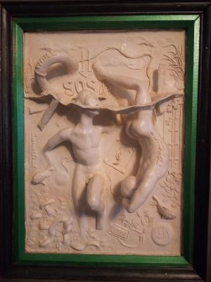 Sculpture, Mythological genre - V-vode