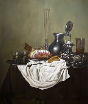 Painting, Realism - Still life