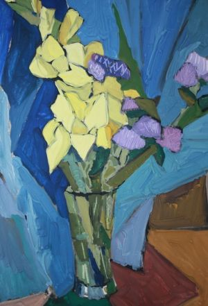 Graphics, Still life - Jeltyy-iris