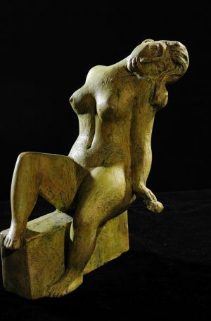 Sculpture, Easel - Roza
