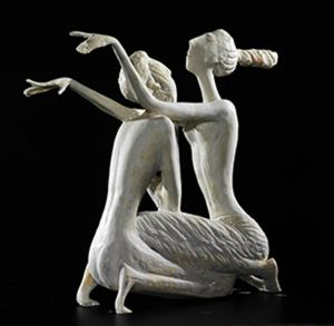 Sculpture, Allegory - Melody of Love