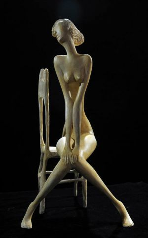 Sculpture, Romanticism - Dream,
