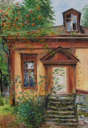 Painting, Landscape - Kropotovo