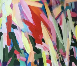 Painting, Abstractionism - TRACK-I