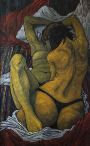 Painting, Nude (nudity) - The Game