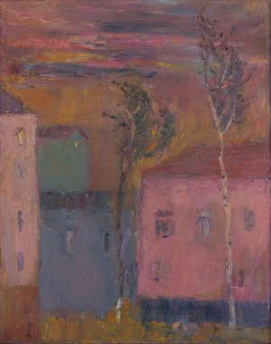 Painting, Fauvism - The light in the window