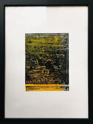 Painting, Mythological genre - Monotype  6