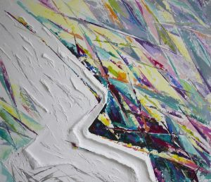 Painting, Abstractionism - Informaciya