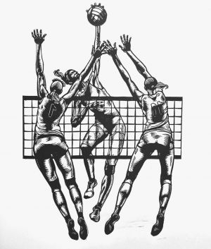 Graphics, Realism - Volleyball