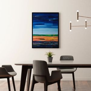 Painting, Abstractionism - Horizon