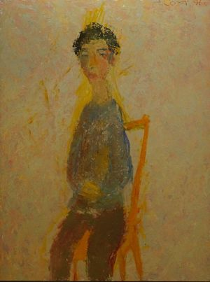 Painting, Expressionism - Jacques
