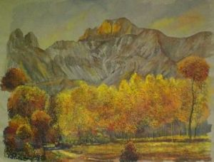 Graphics, Realism - Autumn in the mountains