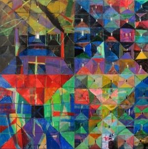 Painting, Abstractionism - 1-4-ways-here