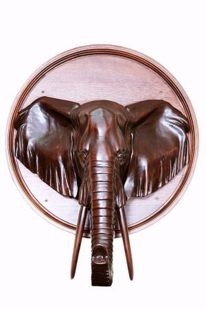 Sculpture, Animalistics - Elephant Socrates