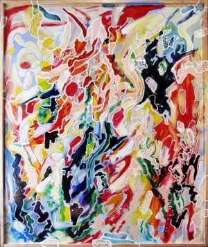 Painting, Abstractionism - we