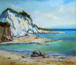 Painting, Seascape - Rest on the sea - the best