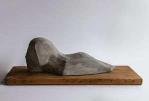 Sculpture, Round - Sphinx