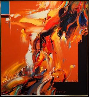 Painting, Figurative painting - abstraction