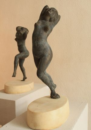Sculpture, Avant-gardism - Dancer-1