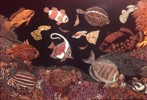 Graphics, Realism - Fishes-3