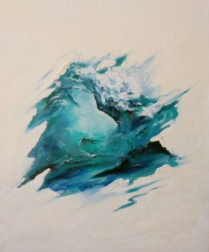 Painting, Seascape - Sea inside