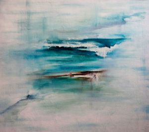 Painting, Seascape - Where the Sea is